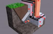 Izolovanie podzemných častí stavby