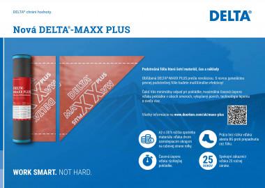 Nová DELTA® - MAXX PLUS