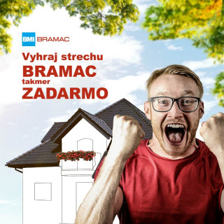 Mať strechu BRAMAC je jasná výhra!