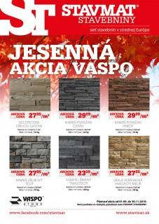 Jesenná akcia VASPO