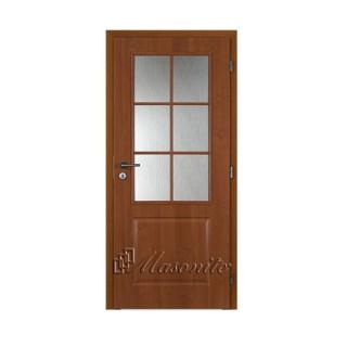 Dvere AULIDA Jelša voština 80 cm pravé