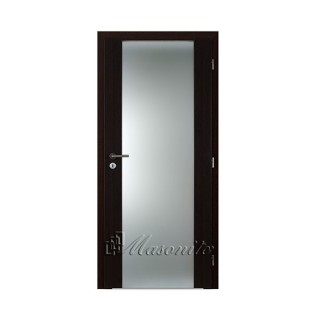 Dvere FARON Wenge DTD 80 cm pravé