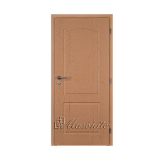 Dvere CLAUDIUS BUK plné voština 60 cm pravé