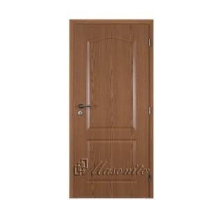 Dvere CLAUDIUS DUB plné voština 60 cm pravé