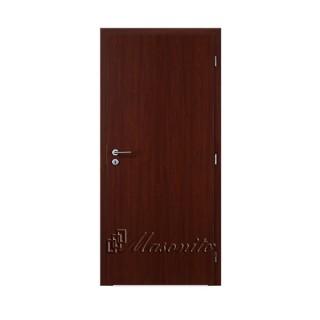Dvere MAHAGÓN plné voština 90 cm pravé