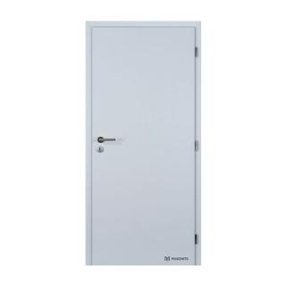 Dvere Lamino Biele plné DTD 60 cm ľavé