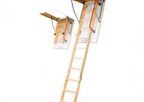 Fakro podkrovné schody LWK 280/3 (60x120cm)