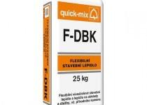 Flexibilné lepidlo F-DBK