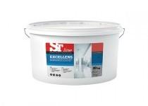 ST line Excellens – biela maliarska farba 7,5 kg, 20 kg, 40 kg
