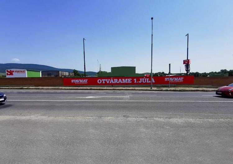 Zlaté Moravce, Továrenska 2118/60A
