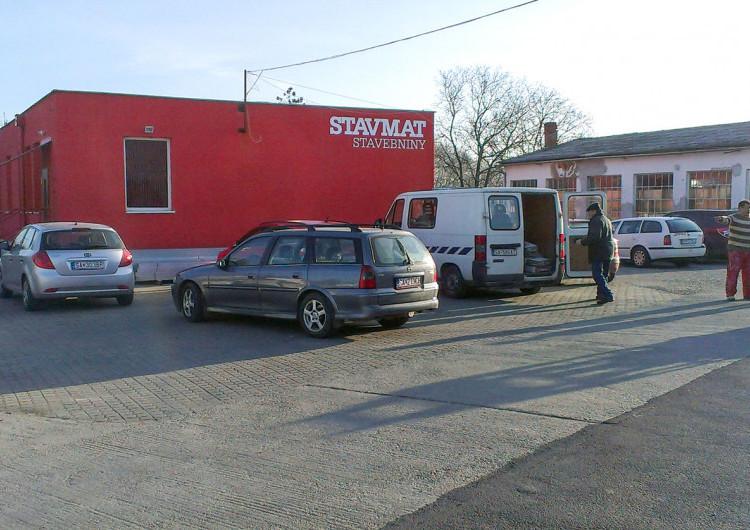 Šaľa, Diakovská cesta 1243