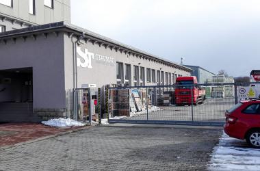 Banská Bystrica, Partizánska č. 91, (areál stará cementáreň)