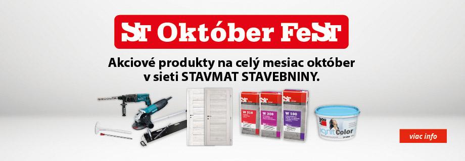 ST Október FeST Akciové produkty