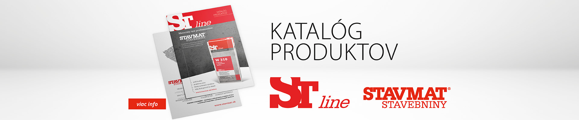 Katalóg ST line